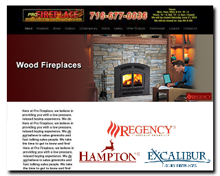 Pro Fireplace Inc. Orchard Park