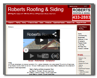 Roberts Roofing Lockport