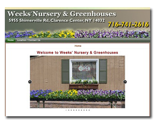 Weeks Nursery & Greenhouses